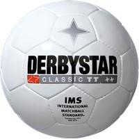 Derbystar Classic (Mt 3-4) Voetbal - Wit / Zwart
