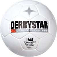 Derbystar Champions Cup Voetbal - Wit / Zwart