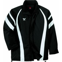 Erima Liga Coachvest - Zwart / Wit