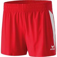 Erima Premium One Short Dames - Rood / Wit