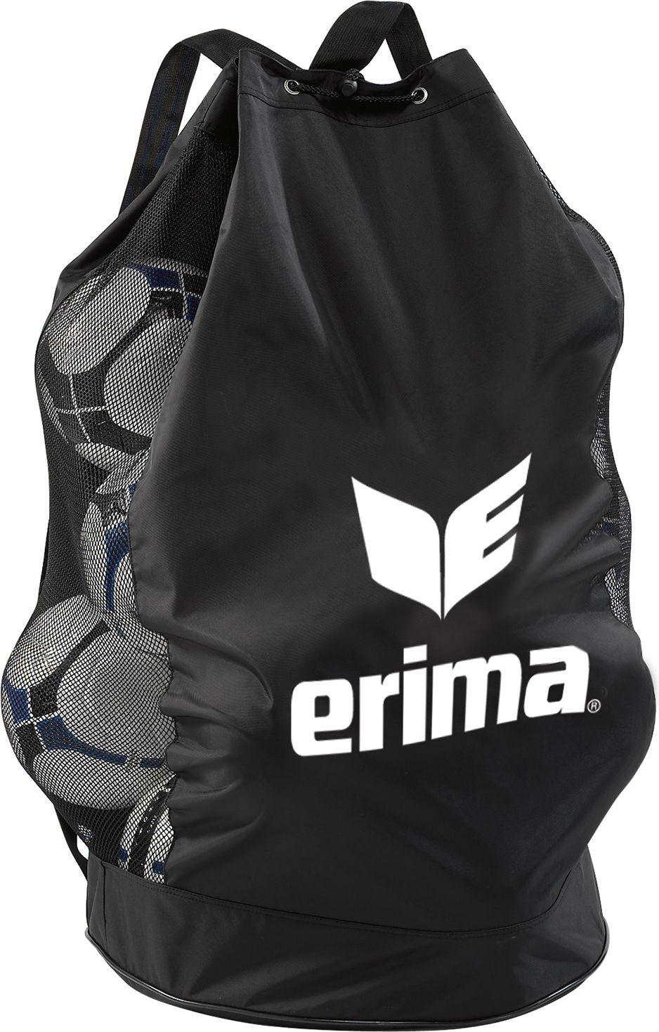 Erima Ballentas Voor 18 Ballen - Zwart / Wit - Teamswear