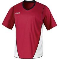 Jako Magic Shooting Shirt - Rood / Wit / Zwart