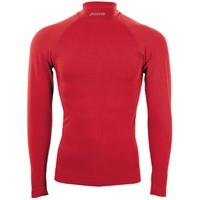 Joma Brama Shirt Opstaande Kraag - Rood