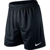 Nike Short Park (Zonder Binnenslip) - Black / White