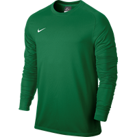 Nike Park Goalie II Keepershirt Lange Mouw - Pine Green / White