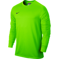 Nike Park Goalie II Keepershirt Lange Mouw - Electric Green / Black