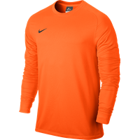 Nike Park Goalie II Keepershirt Lange Mouw - Total Orange / Black