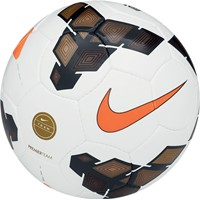 Nike Premier Team Fifa (5) Voetbal - White / Gold / Total Orange