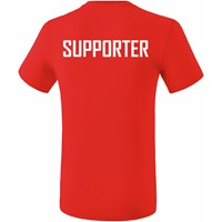 Erima Teamsport T-shirt - Rood