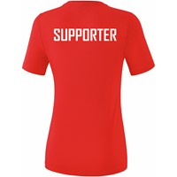 Erima Teamsport T-shirt Dames - Rood