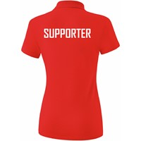 Erima Teamsport Polo Dames - Rood