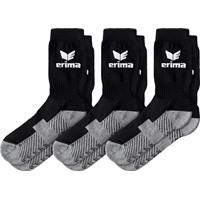 Erima 3 Paar Sportsokken - Zwart