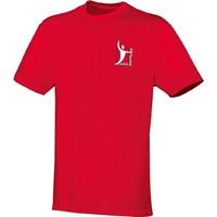 Jako Team T-Shirt Kinderen - Rood