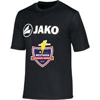 Jako Promo Functioneel T-Shirt Heren - Zwart