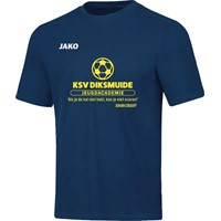 Jako Base T-Shirt Dames - Marine