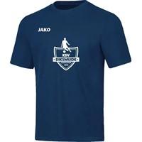 Jako Base T-Shirt Kinderen - Marine