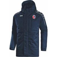 Jako Active Coach Jacket Kinderen - Marine / Wit