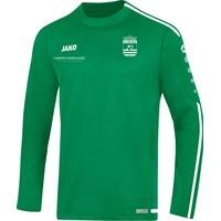 Jako Striker 2.0 Sweater Heren - Sportgroen / Wit