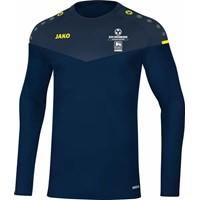 Jako Champ 2.0 Sweater Heren - Marine / Donkerblauw / Fluogeel