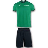 Joma Academy Sporttenue Korte Mouw Kinderen - Groen / Zwart