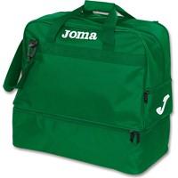 Joma Training III (Large) Sporttas Met Bodemvak - Groen