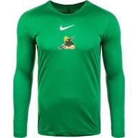 Nike Park First Layer Shirt Lange Mouw - Groen