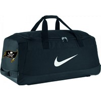 Nike Club Team Roller Bag 3.0 Teamtas Trolley - Black / White