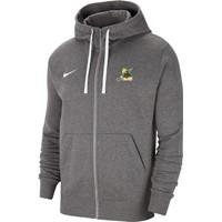 Nike Team Club 20 Sweater Met Rits Heren - Charcoal
