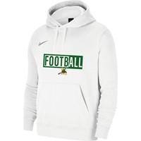 Nike Team Club 20 Hoodie Heren - Wit