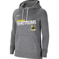 Nike Team Club 20 Sweater Met Kap Dames - Charcoal