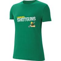 Nike Team Club 20 T-Shirt Dames - Groen
