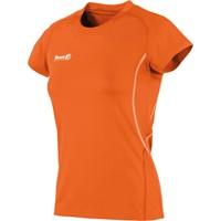 Reece Core Shirt Dames - Oranje