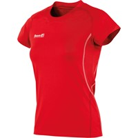 Reece Core Shirt Dames - Rood