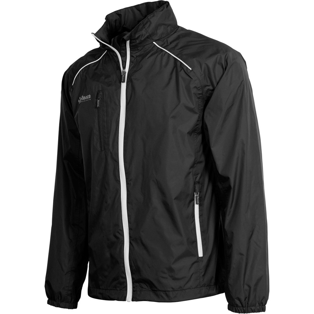 Picture of Reece Breathable Tech Jacket Kinderen - Zwart