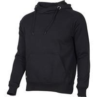 Reece Sweater Met Kap - Zwart