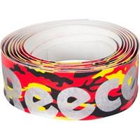 Reece Design Hockey Grip Tape - Geel / Rood / Zwart