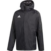 Adidas Storm Tiro 17 Regenjas - Zwart