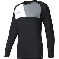 Adidas Assita 17 Keepershirt Lange Mouw - Zwart