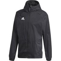 Adidas Condivo 18 Regenjas - Zwart