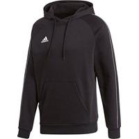 Adidas Core 18 Sweater Met Kap - Zwart
