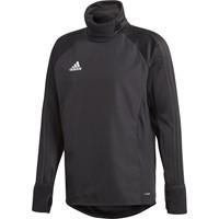 Adidas Condivo 18 Warm Top - Zwart