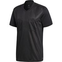 Adidas Ref18 Scheidsrechtersshirt Korte Mouw - Zwart