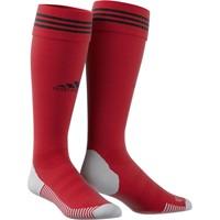Adidas Adisock 18 Kousen - Rood / Zwart