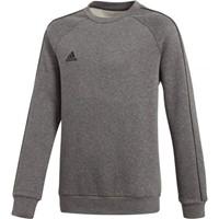 Adidas Core 18 Sweater Kinderen - Donkergrijs Gemeleerd