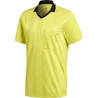 Adidas Ref18 Scheidsrechtersshirt Korte Mouw - Shock Yellow