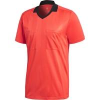 Adidas Ref18 Scheidsrechtersshirt Korte Mouw - Bright Red