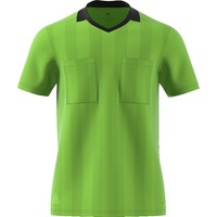 Adidas Ref18 Scheidsrechtersshirt Korte Mouw - Solar Green