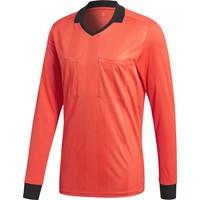 Adidas Ref18 Scheidsrechtersshirt Lange Mouw - Bright Red