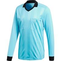 Adidas Ref18 Scheidsrechtersshirt Lange Mouw - Bright Cyan