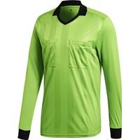 Adidas Ref18 Scheidsrechtersshirt Lange Mouw - Solar Green